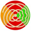 Balancín circular Habilidades motoras gruesas