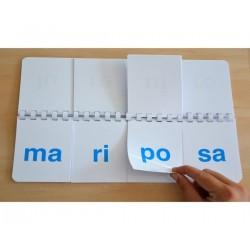 Libro Móvil Formación Palabra Morfología y sintaxis