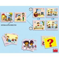 Solución de conflictos la casa y cd INTELIGENCIA INTERPERSONAL
