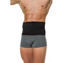 Faja abdominal de ostomía unisex