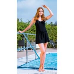 Bañador clásico de mujer incontinencia con protector incorporado BAÑADORES incontinencia