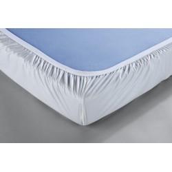 Funda protectora de colchón ajuste elástico PROTECTORES CAMA
