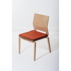 Protector absorbente de silla terrakota