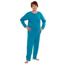 Pijama Geriátrico 4682 - Algodón + Poliéster