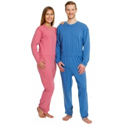 Pijama Alzehimer Cateter 4706 - Algodón + Poliéster