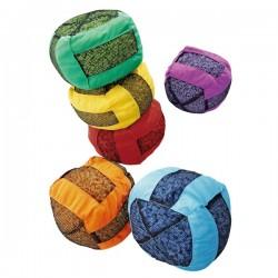 Balón de tela Aros, conos y cuerdas