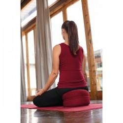 Cojínmeditación de yoga