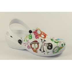 Zueco New Light Comic Zuecos y chanclas