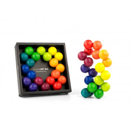 Juego bolas de color en Personas WIP