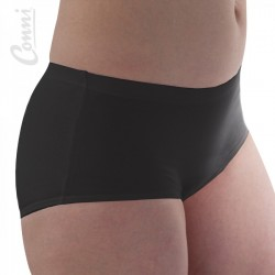 Conni Ladies Active Negro Bragas incontinencia reutilizables