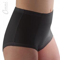 Conni Ladies Classic Negro Bragas incontinencia reutilizables