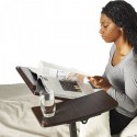 Mesita de cama ajustable e inclinable Accesorios para la cama