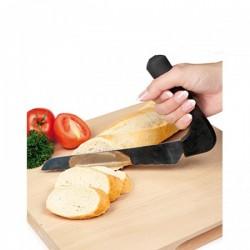Cuchillo para pan ergonómico Cubiertos