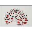Juego de cartas para personas con problemas de visión OCIO Y AFICIONES