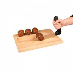 Cuchillo para carne ergonómico Cubiertos