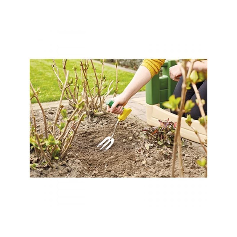 rastrillo jard n de mano peque o jardiner a