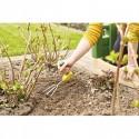Cultivador rastillo de mano pequeña Jardinería