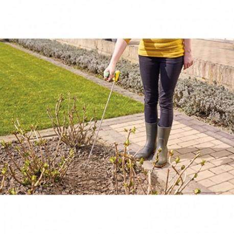 Rastrillo de jardín largo Jardinería