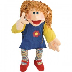 Muñeca Pauline INTELIGENCIA INTRAPERSONAL