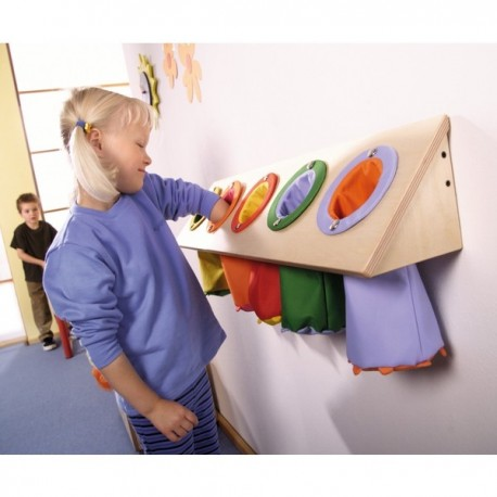 Tira sensorial de pared Percepción y Gnosias