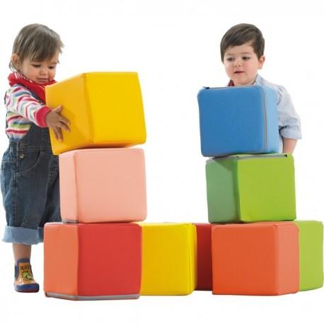 Bloques para bebes Conjuntos Foam
