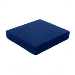 Cojín de espuma azul Cojines posturales