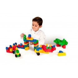 Blocks 300 Pcs. - Maleta CONSTRUCCIONES
