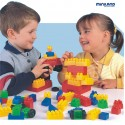 Blocks 300 Pcs-Maleta CONSTRUCCIONES