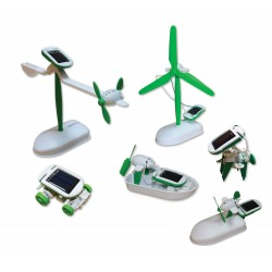 Kit Solar 6 en 1 INTELIGENCIA NATURALISTA