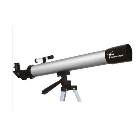 Telescopio HD JUEGOS DE CIENCIA