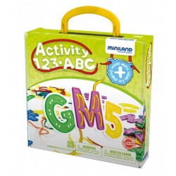 Activity 123 ABC Maleta ALFABETOS, NUMEROS y LETRAS