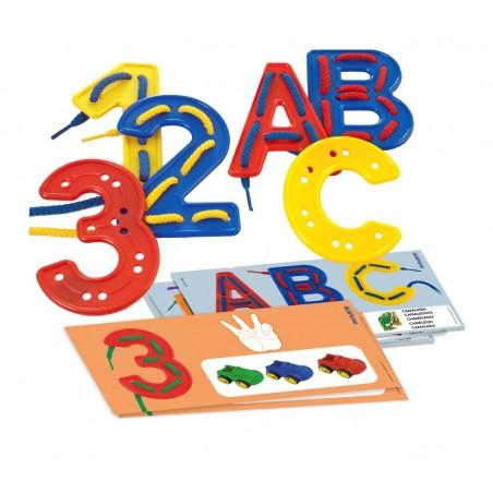 Activity 123 ABC Maleta ALFABETOS, NUMEROS y LETRAS