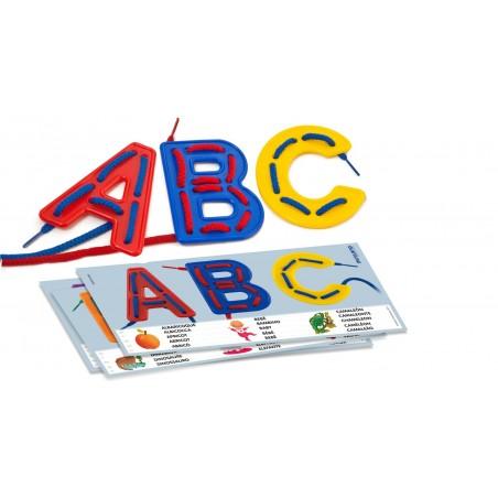 Activity ABC Maleta ALFABETOS, NUMEROS y LETRAS