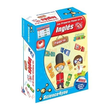 Primeros pasos en el Inglés - Palabras JUEGOS DE LENGUAJE