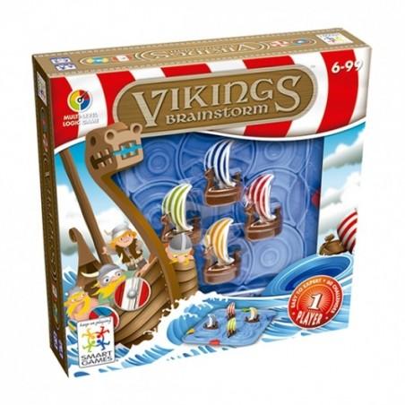 Vikingos JUEGOS DE LOGICA
