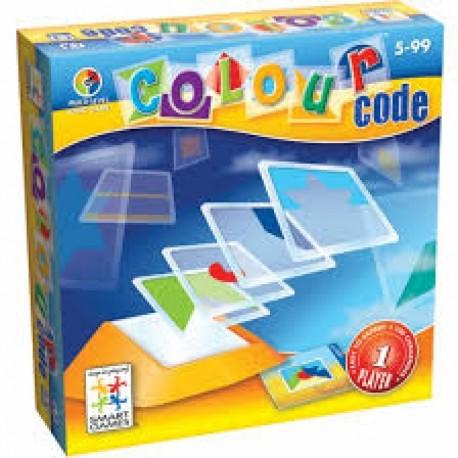 Colour Code JUEGOS DE LOGICA