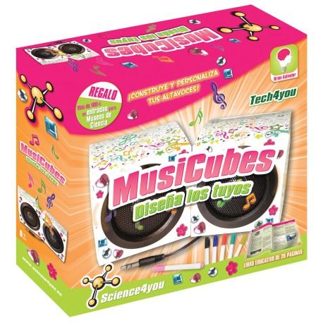 Music Cubes JUEGOS DE CIENCIA