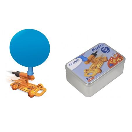 Physics: Ballon Racer JUEGOS DE CIENCIA