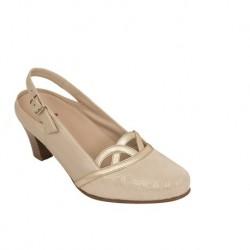 Zapato destalonado MIJAS 2093