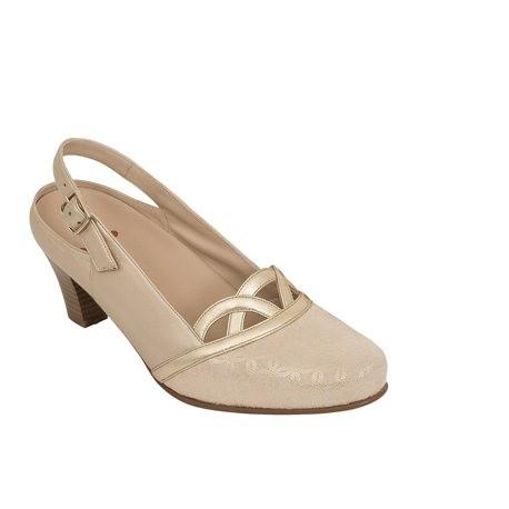 Zapato destalonado MIJAS 2093 Sandalias