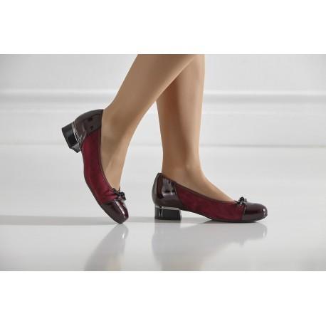 Francesita cómoda VIOLETA 2059 Zapatos bajos