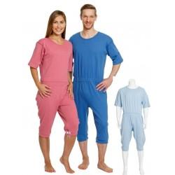Pijama incontinencia corto PIJAMAS ANTIPAÑAL
