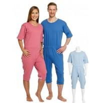 Pijama incontinencia corto