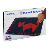 Magnetic Tangram PUZLES