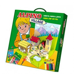 Kit Alpino VILLAGE MANUALIDADES