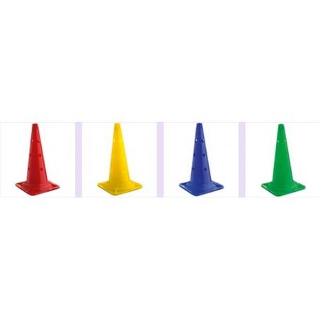 Set de conos con orificios Aros, conos y cuerdas