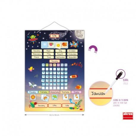 Calendario Universal RECURSOS PARA EL AULA