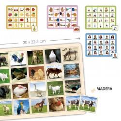 Set Loto-foto PICTOGRAMAS e IMAGENES
