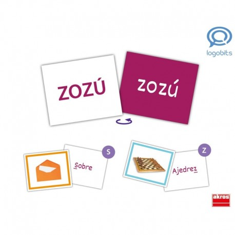 Logo-bits de discriminación S/Z Fonoarticulación