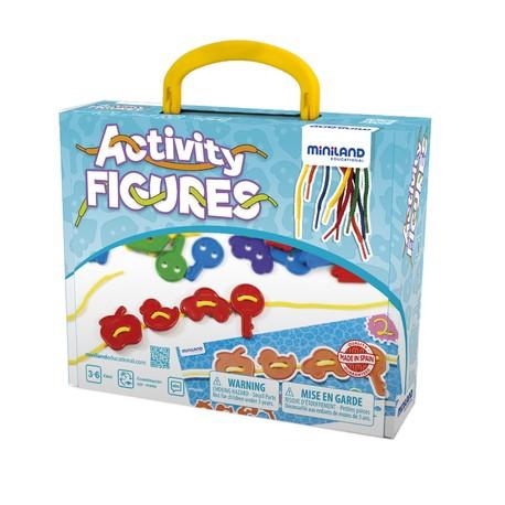 Activity Figuras Enhebrar